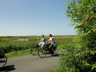 Gentele cycle route