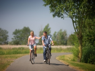 Lange Lis cycle route