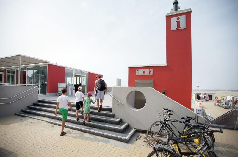 Tourist office Zeebrugge The Belgian Coast